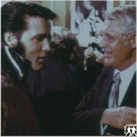 Elvis with Cary Grant