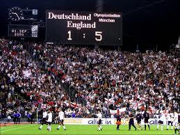England beat Germany 5-1