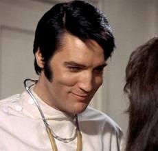 Dr Elvis Presley