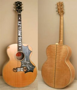Elvis' Gibson