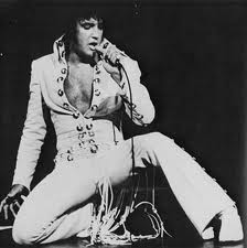 Elvis and the White Suit