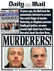 Mail congratulates itself on conviction of 2 of Lawrence's killers