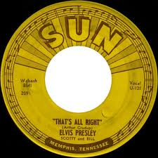 That's All Right Mama - Elvis Presley