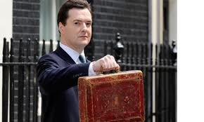 Osborne on Budget Day