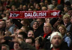 Dalglish supporters