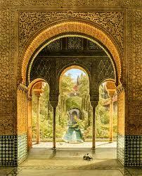 Alhambra Gardens