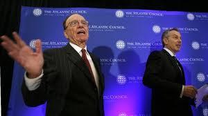 Blair and Murdoch