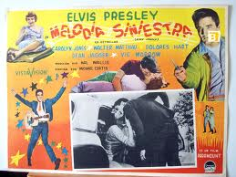 Melodia Siniestra film poster