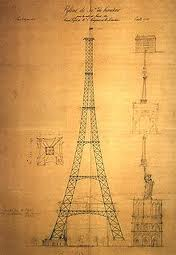 Eiffel Tower design