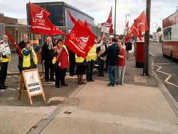 Remploy strike