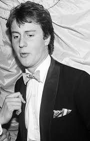 A young David Cameron