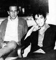 DJ Fontana and Elvis
