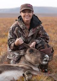 Palin shows off her kill