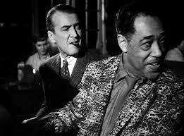 Duke Ellington and James Stewart