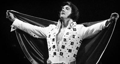 Elvis at Madison Sq Gdns