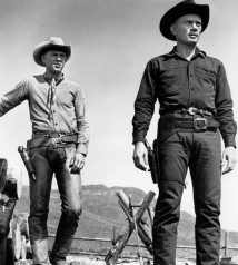 Brynner and McQueen