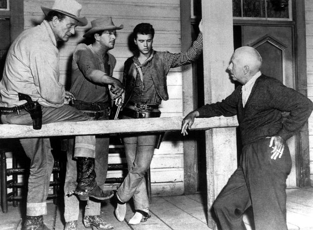 Rio Bravo and Howard Hawks