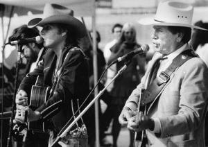 Dwight and Buck Owens