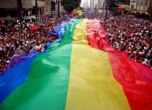 Sao Paolo Gay Pride
