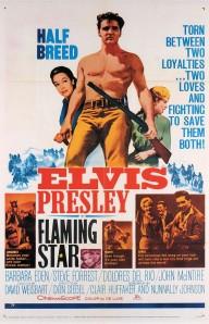 Flaming Star poster