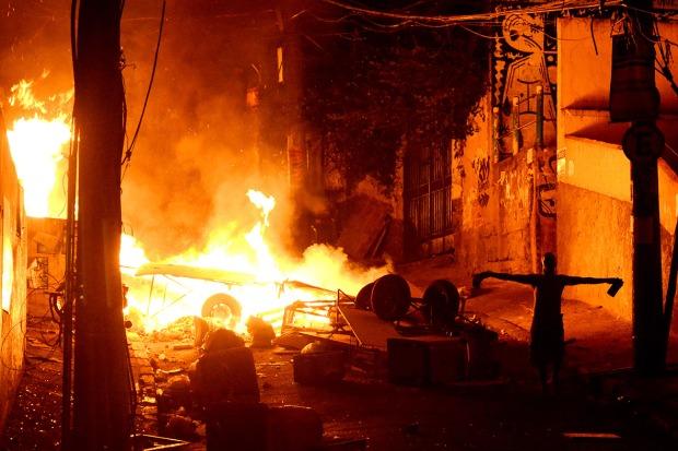 Copacabana riots