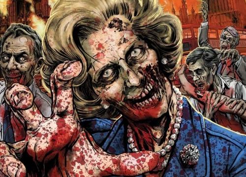 Thatcher zombie