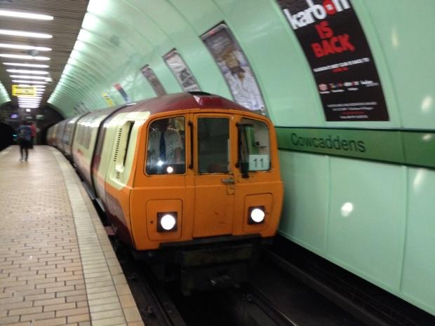 Glasgow-Subway