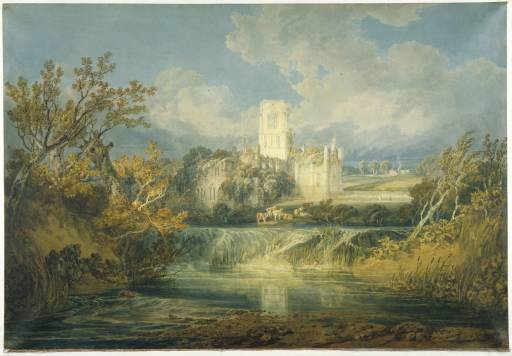 Kirkstall Abbey, Yorkshire 1797 Joseph Mallord William Turner 1775-1851 The Fitzwilliam Museum, Cambridge http://www.tate.org.uk/art/work/TW0076