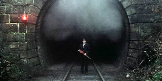 Image result for the signalman