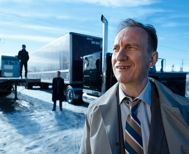FARGO -- Pictured: David Thewlis as V.M. Vargas. CR: Matthias Clamer/FX