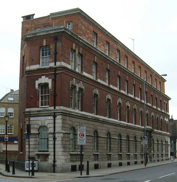 commercial-Street-Police-Station
