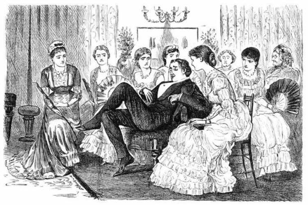 victorianerasexuality